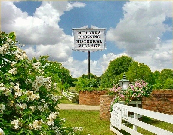 Picture of Millard's Crossing Historical Village in Nacogdoches, Texas