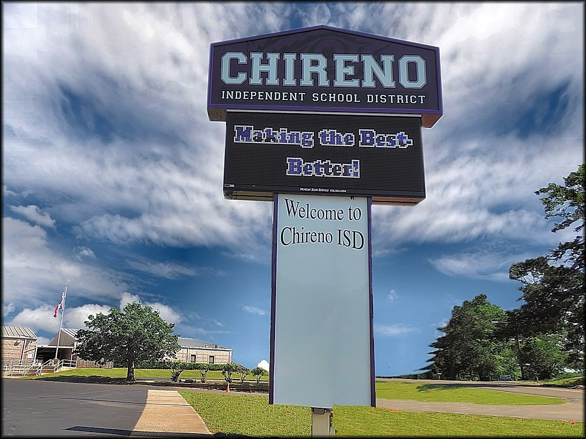 Making the Best Better at Chireno, Texas