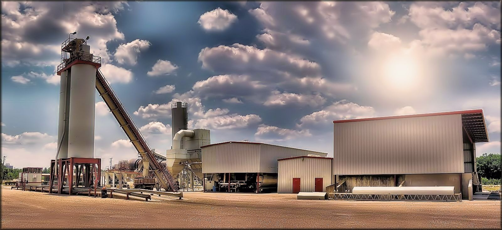 Longview Asphalt Co. in Historic Nacogdoches County