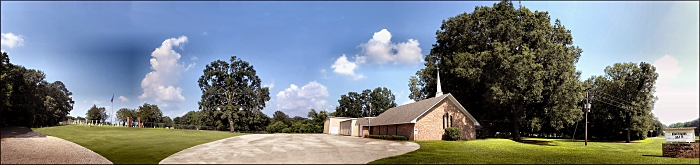 Cold Springs Baptist Church on Texas Farm Road 95