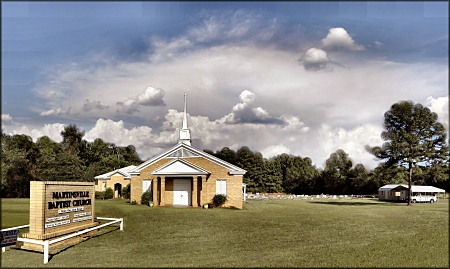 Martinsville Baptist Church