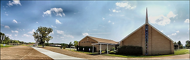 Westside Baptist Church in Historic Nacogdoches County