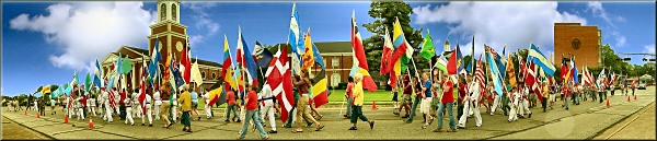 Parade of Nations