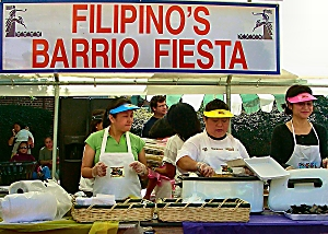 Filipino's Barrio Fiesta