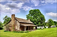 Sitton Log House