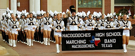 Nacogdoches High School Marching Band