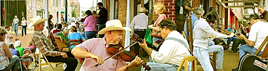 Folk Songs of Texas