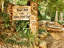 Margil Park on La Nana Creek Trail